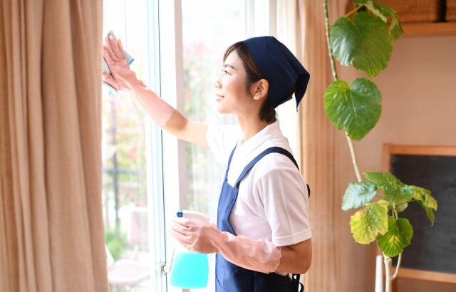 家政婦(夫)として高齢者のために気を付ける掃除のポイント